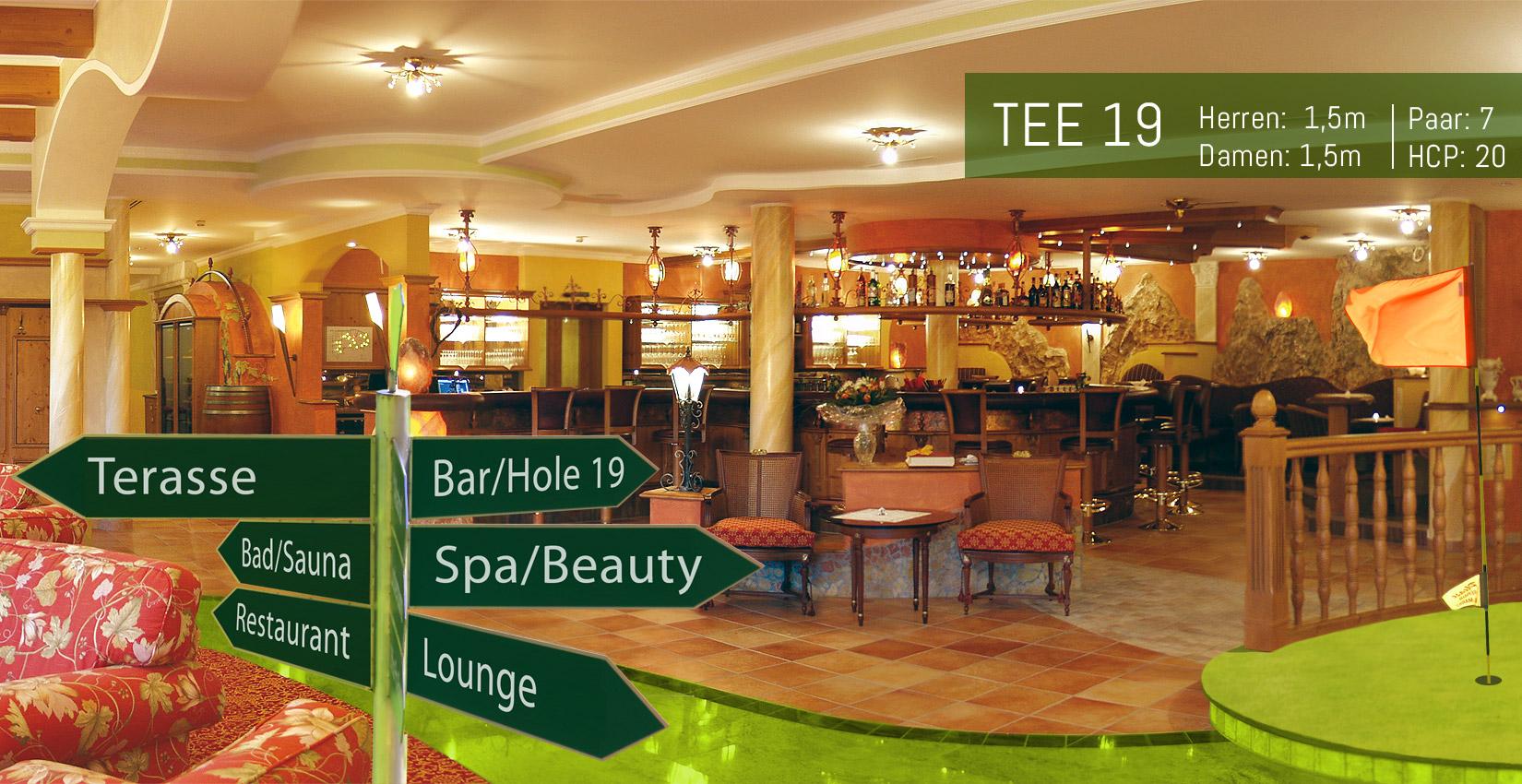 Golf – Urlaub im Golfhotel Bodenmais, Bayerischer Wald