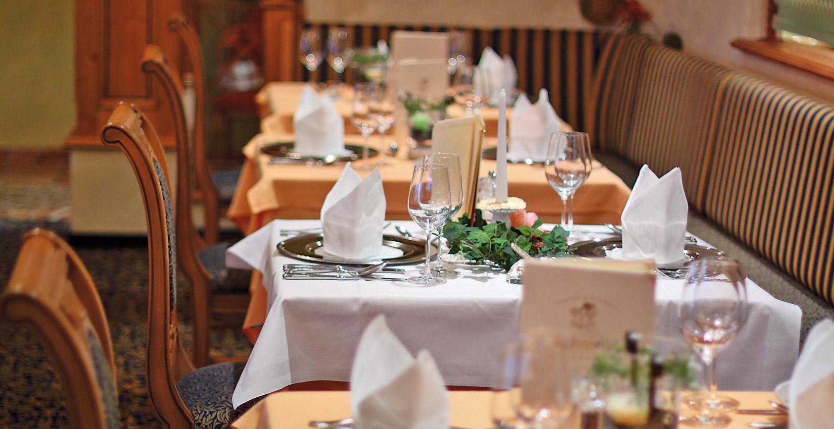 Hotel Bergknappenhof Restaurant