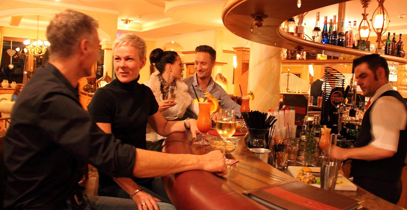 Hotel Bergknappenhof Hotelbar