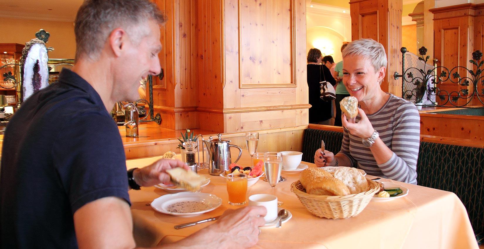 Hotel-Wohlfühl-Inklusivleistungen im Bergknappenhof Bodenmais