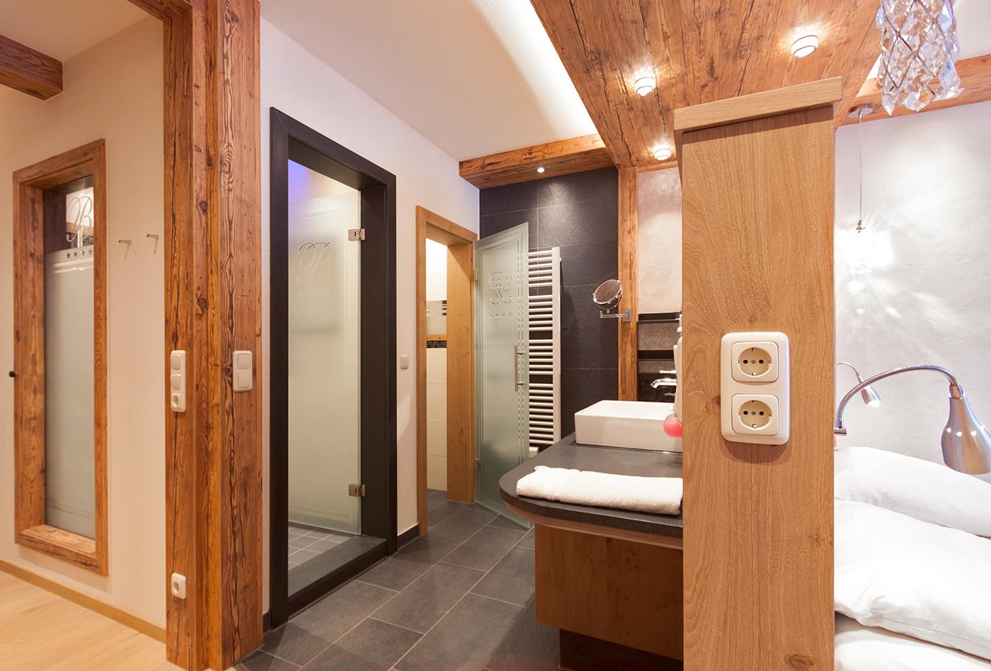 Hotel Bergknappenhof Bodenmais Kategorie 8 Bad