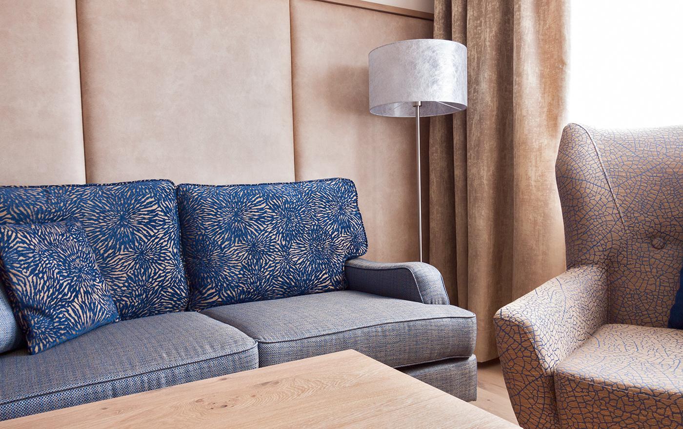 Hotel Bergknappenhof Bodenmais Kategorie 8 Wohnecke