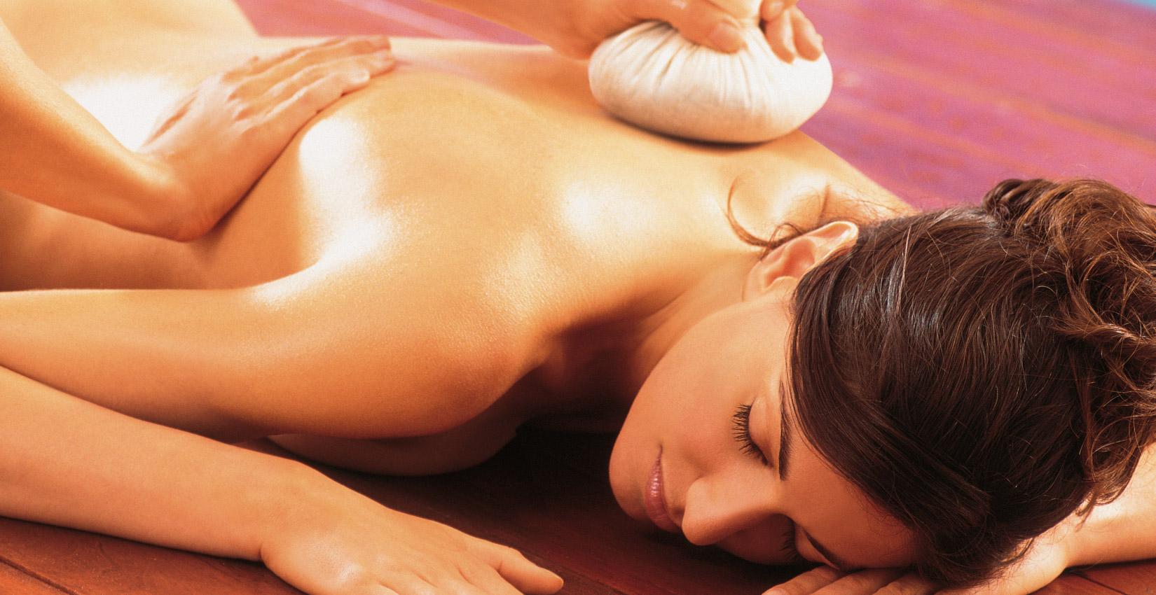 Massagen - Bäder und Packungen