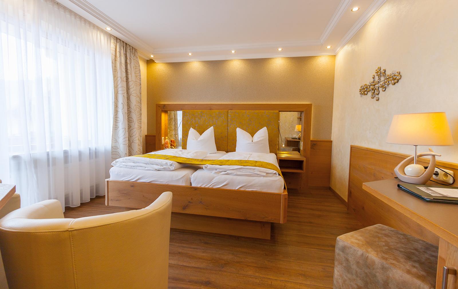 Hotel Bergknappenhof Hotelzimmer Kategorie 2a