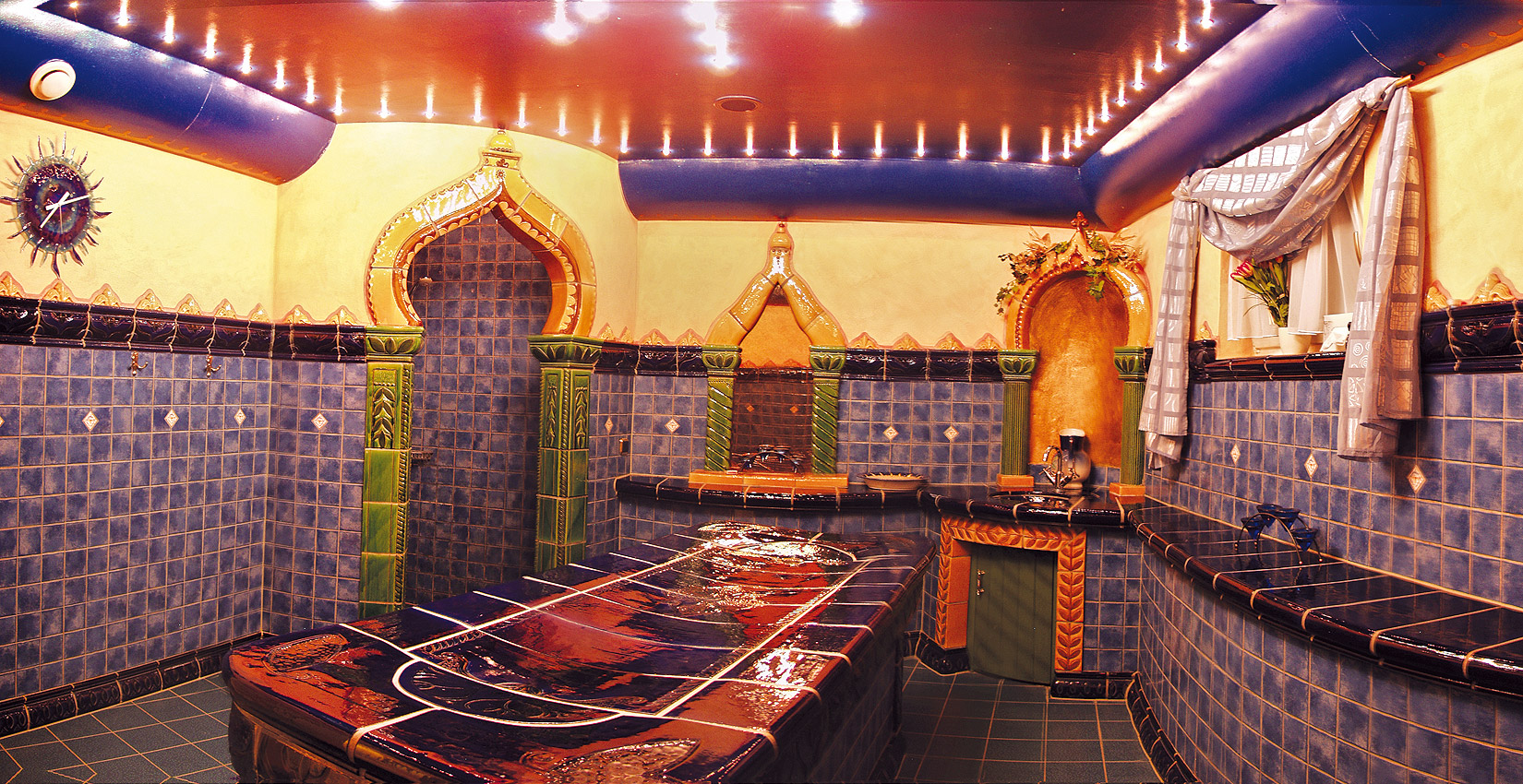 Hamam Massageraum