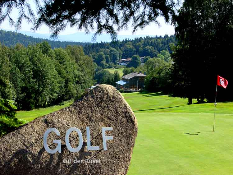 Deggendorfer Golfclub e.V. auf der Rusel